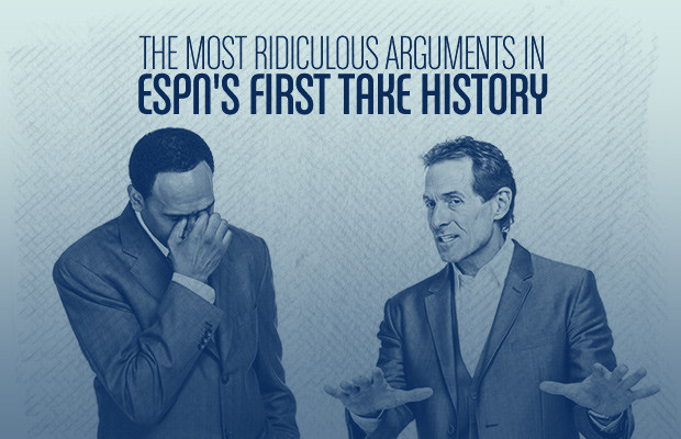 b6719a53b54 For the last seven years, Stephen A. Smith and Skip Bayless have graced our  television screens—er, or at least, someone out there's television  screens—every ...