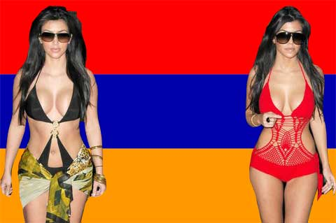 The 9 Hottest Armenian Women | Complex