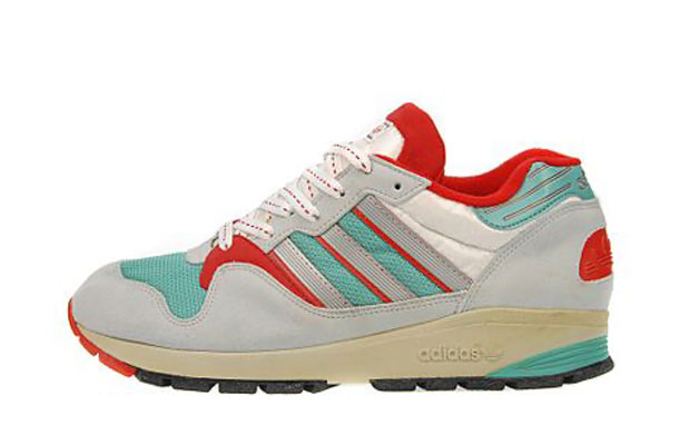 Adidas tracks the famed history of its ZX Runner
