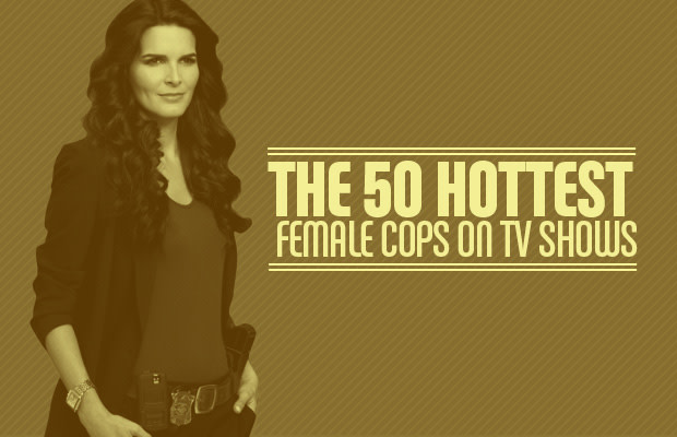 Gallery The 50 Hottest Female Cops On Tv Shows Complex
