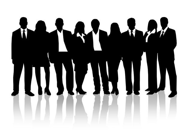 management-team-faceless