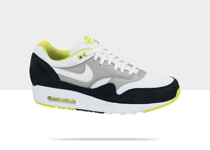 premium selection 80479 5f619 Leather, suede and mesh have all been utilized on this new colorway release  of the Air Max 1 Essential from the Swoosh. The Max makeup notes white, ...