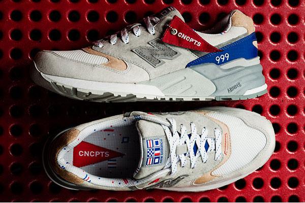 best sneakers e1d05 c650d Concepts x New Balance 999