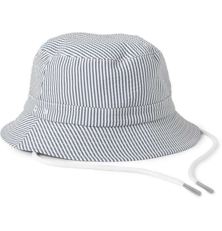 3dd84759013f4a A lot of people love to wear bucket hats. Our own Jon Moy is a  self-proclaimed bucket hat aficionado. He's even gone so far as to call  himself a