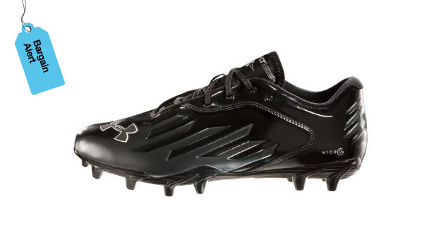 The Under Armour Nitro Diablo Low MC Football Cleat