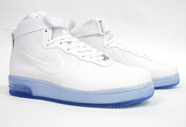 the latest 9442e bfb03 Nike Air Force 1 High Foamposite