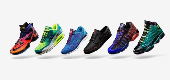 706ab4fce29 Nike 2015 Doernbecher Collection | Complex