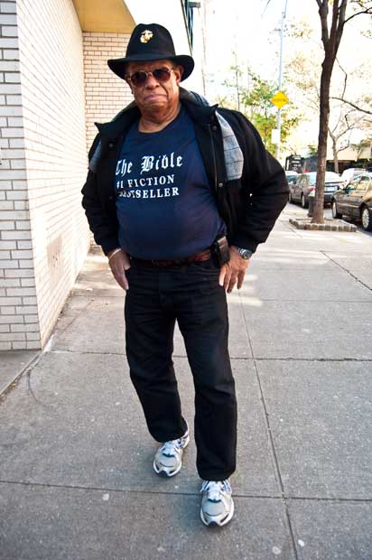 Exit Polling: 2012 Election Day NYC Street Style | Complex