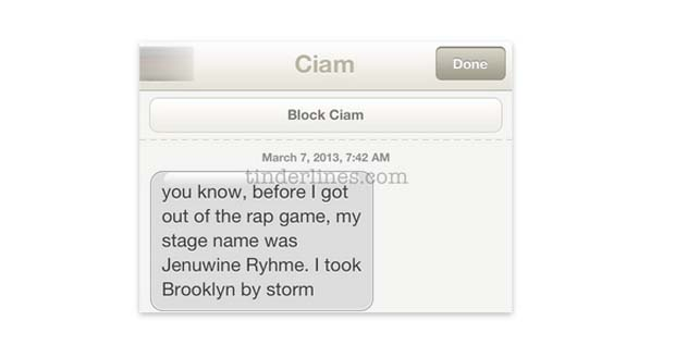 Pick-Up Lines: The Funniest Tinder Pick-Up Lines Ever | Complex