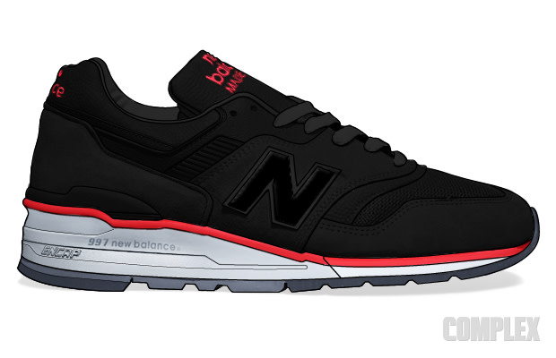 a172ff267c9 Imagining a Kanye West x New Balance 997 Collection | Complex
