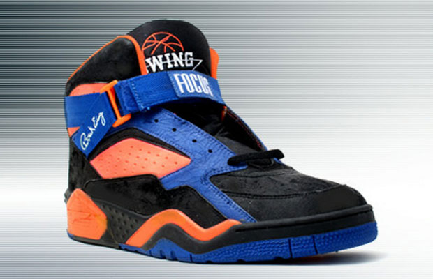 0530dc68d61 The revived Ewing Athletics brand hails the strapped-up Focus as the  second-most popular Ewing sneaker behind the already retroed 33 High.