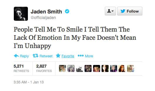 1670a447 Jaden Smith's 15 Weirdest Tweets   Complex