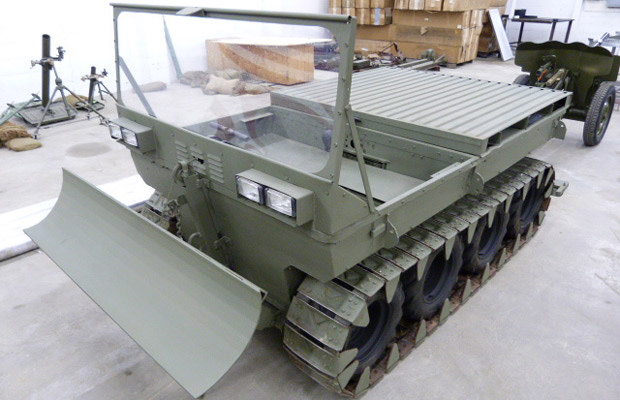 The 10 Coolest Military Vehicles for Sale on eBay Right Now | Complex