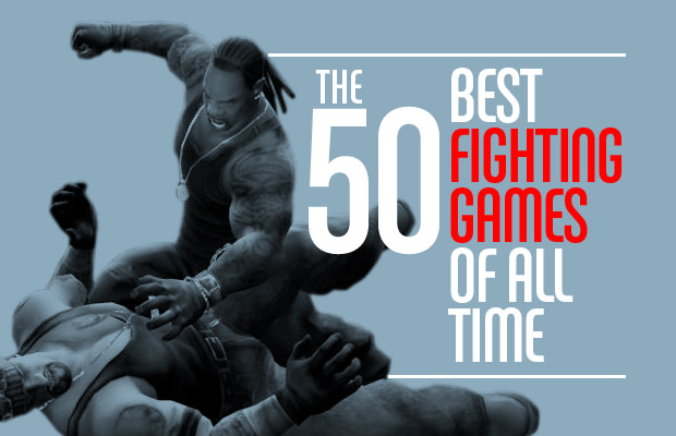 The 50 Best Fighting Games of All Time | Complex