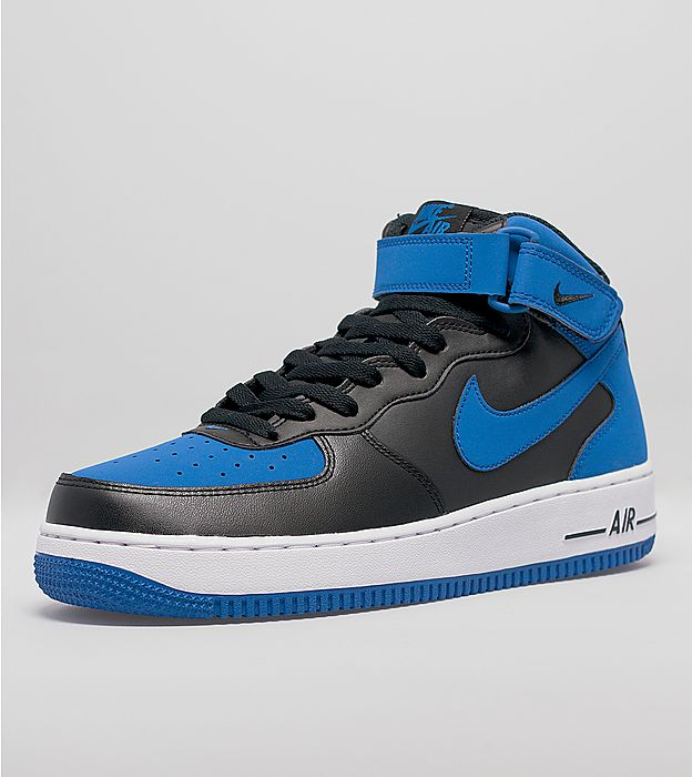 timeless design a92d7 d3052 Kicks of the Day  Nike Air Force 1 Mid