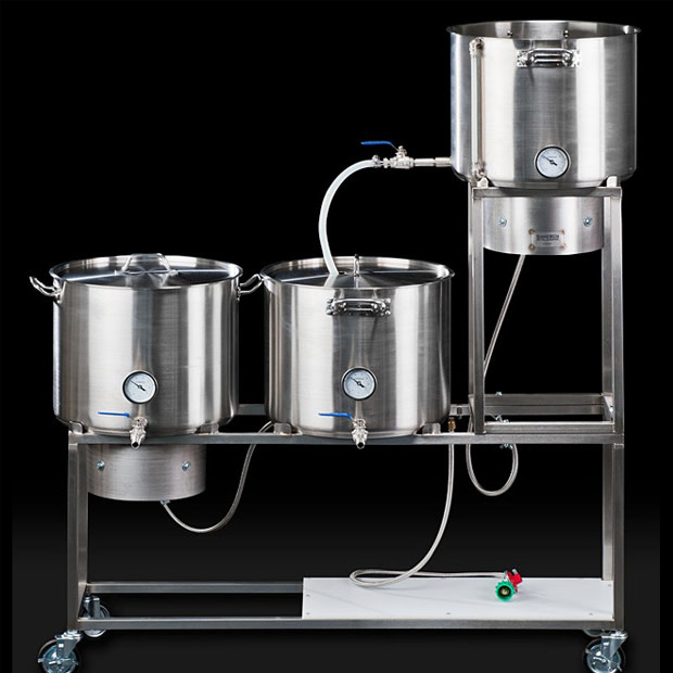 The 5 Best In-Home Beer Brewing Systems | Complex