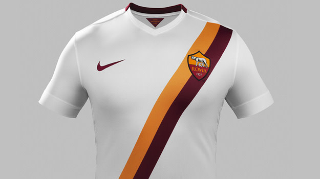 separation shoes 52f0c de653 Nike and AS Roma Roll Out New Away Kit For 2014-15 | Complex