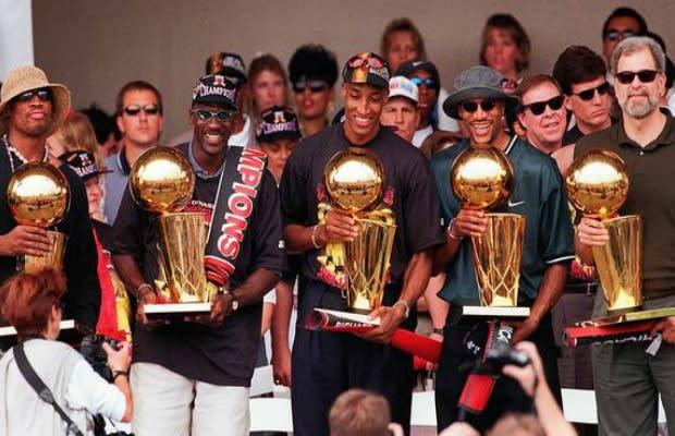 Chicago Bulls - Ranking Every NBA Dynasty | Complex