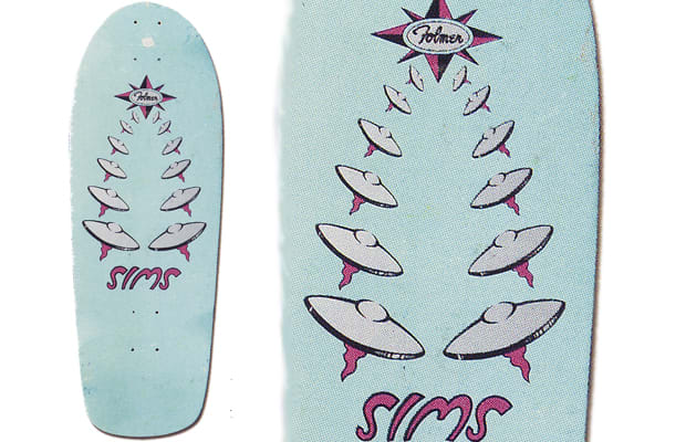 Folmer The 25 Best Skateboard Decks From The 80s Complex