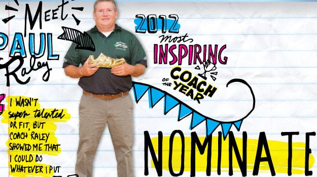 Brooks Inspiring Coaches Program