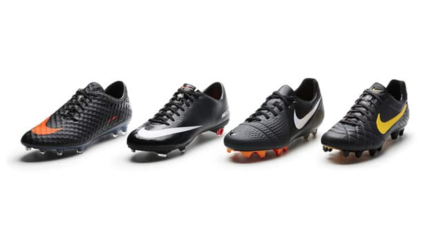Nike Football Black Collection