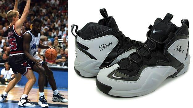 Steve Kerr in the Nike Air Go LWP