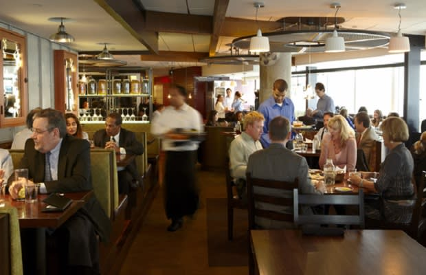 Best Restaurants Near George Washington University