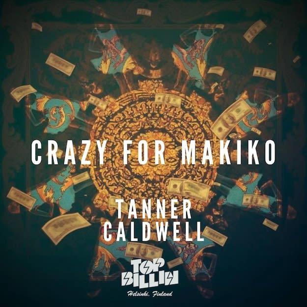 Makiko Cover Top Billin