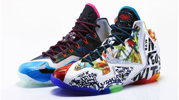 What The LeBron 11
