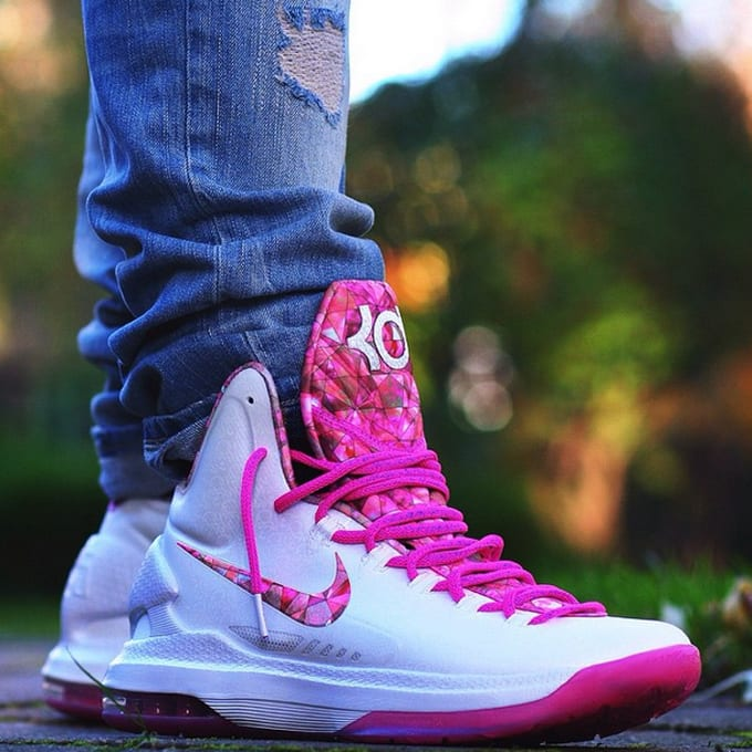 "Nike KD V ""Aunt Pearl"" - The 25 Best Sneaker Photos on ..."