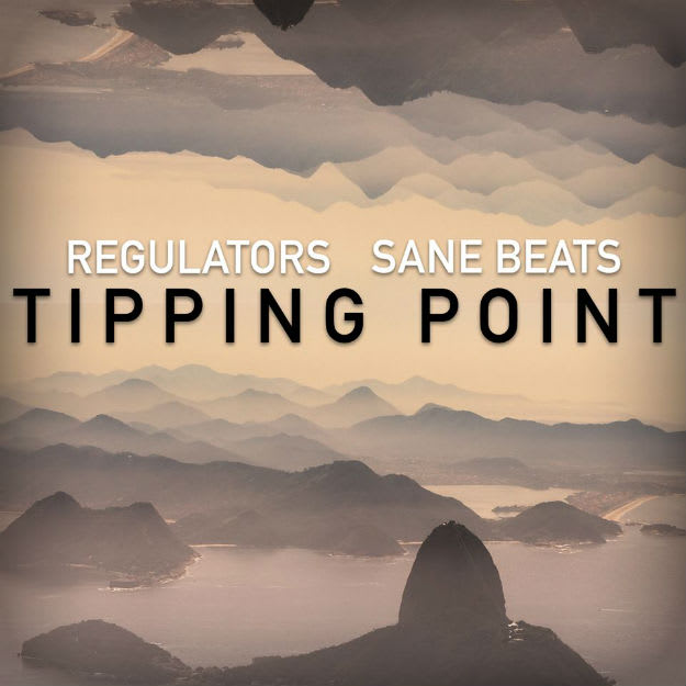 Regulators x SaneBeats - Tipping Point Art