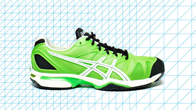 The Asics Gel Solution Speed