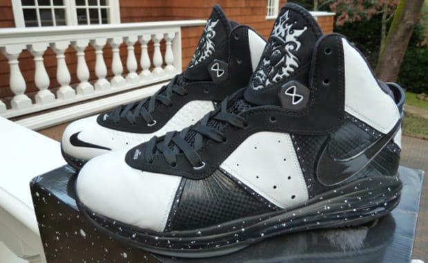 "Nike LeBron 8 ""Or..."