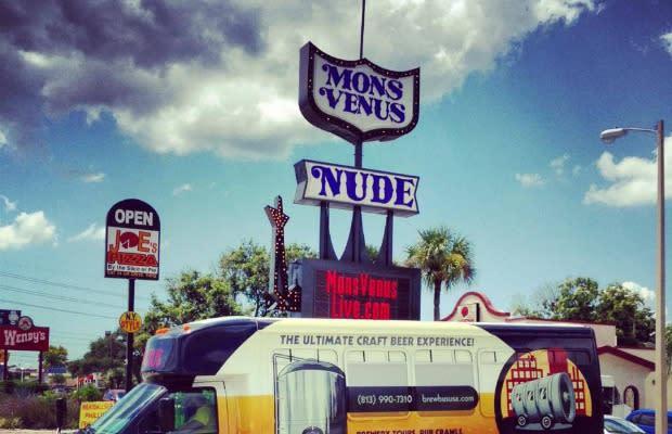 Mons Venus   Creative Loafing: Tampa Bay