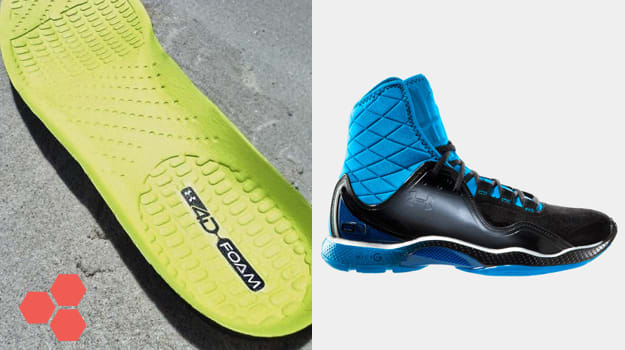 KNOW YOUR TECH: Under Armour 4D Foam