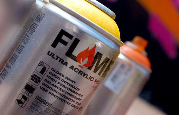 Flame the 15 best spray paint brands available in for Americas best paint