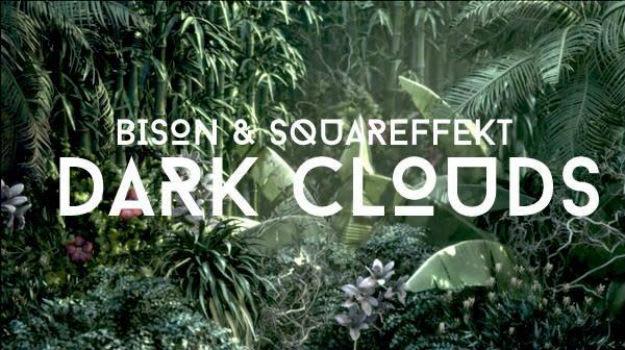 Bison & Squareffekt-Dark Clouds Art