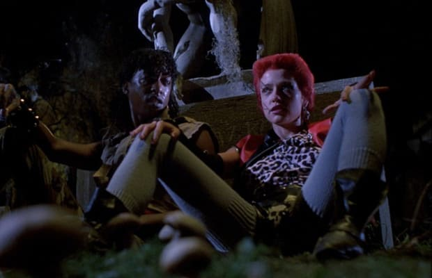 Return of the living dead nude pics 35