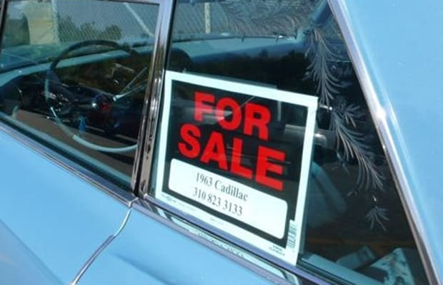 the unexpected for sale sign 10 harmless but awesome car pranks complex. Black Bedroom Furniture Sets. Home Design Ideas