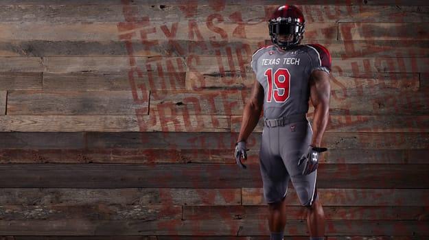 Under Armour Texas Tech Survivor Uniforms_1