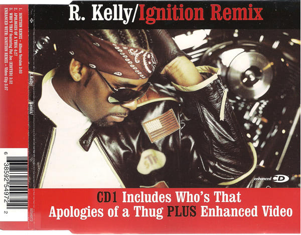 "R. Kelly ""Ignition (Remix)"" (2003) - The 100 Best Songs of ..."