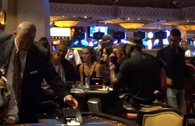 Jordan blackjack