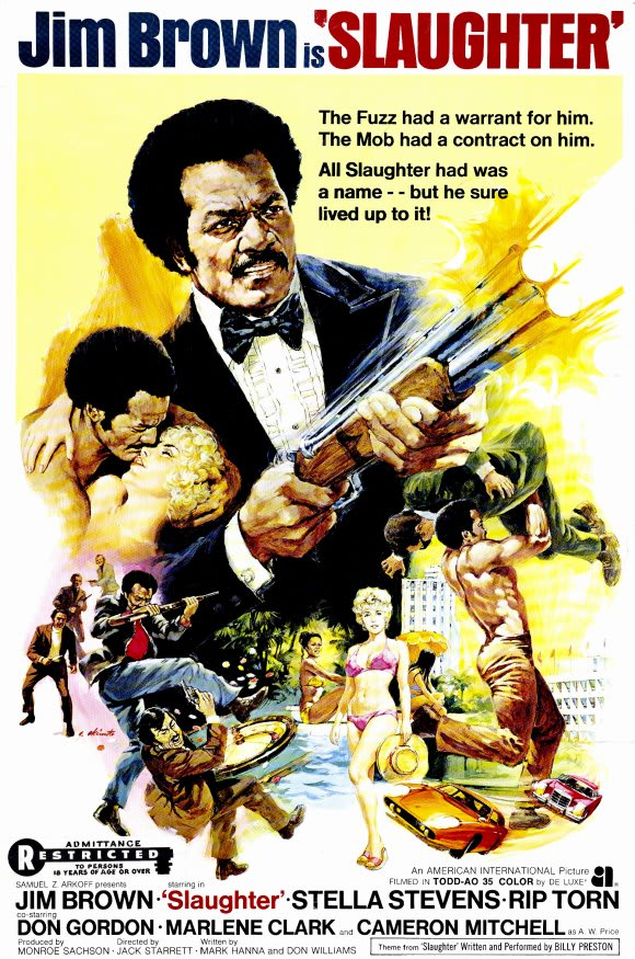 Slaughter - The 50 Best Blaxploitation Movies of All Time ...
