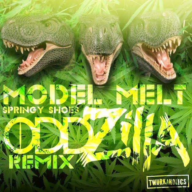 MODEL MELT SPRINGY SHOES ZILLA REMIX copy