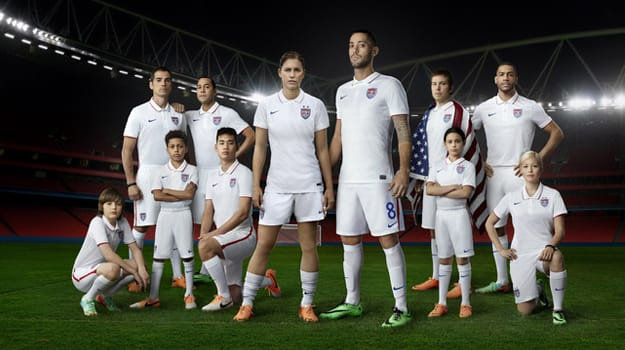Nike 2014 US Soccer Kit
