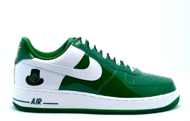 "Nike Air Force 1 Low ""St. Patrick's Day"" - A Brief History"