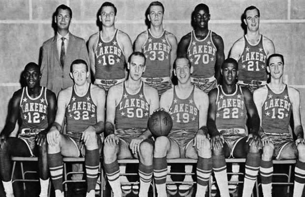 Minneapolis Auto Show >> Minneapolis Lakers - The Worst Teams to Make the NBA ...