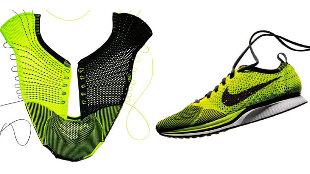 KNOW YOUR TECH: Nike Flyknit