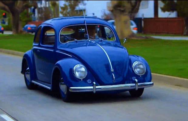 1952 VW Bug - 13 Cars We Know About From Jerry Seinfeld's Car Collection   Complex