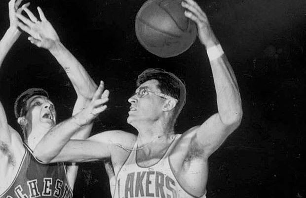 George Mikan - The 25 Most Clutch Players in NBA Finals ...